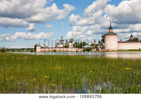 Kirillov Abbey