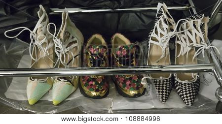 Custo Barcelona - Spring 2016 Collection - Backstage