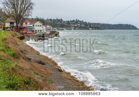 West Seattle Shoreline Homes