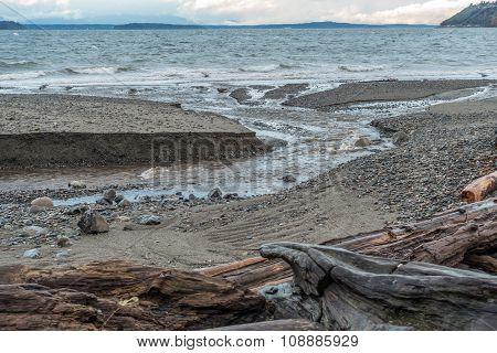 Pacific Northwest Seascape 2