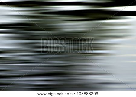 Abstract corrugated surface