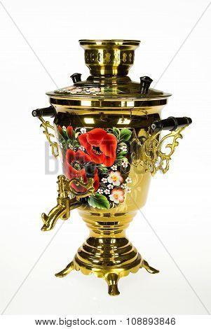 Russian National Water Boiler