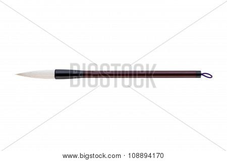 traditional writing brush