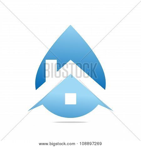 Logo Design Dropwater