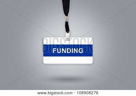 Funding On Badge