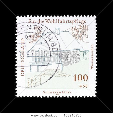 Germany 1997 Watermill