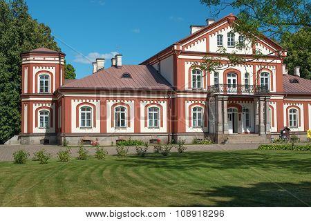 Manor in Alanta, Lithuania
