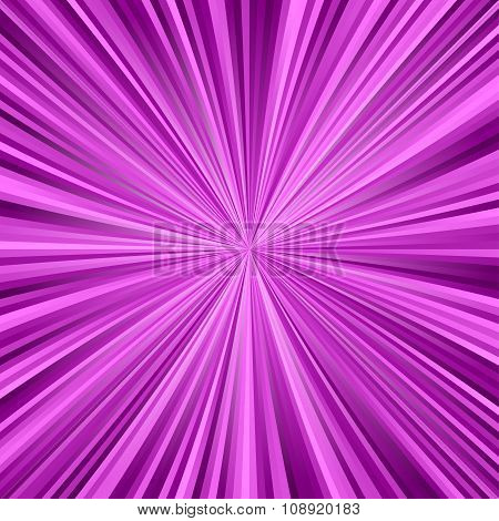 Magenta ray burst background