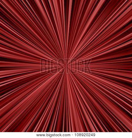 Dark maroon abstract ray design background