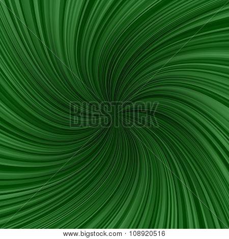 Green twirl pattern background