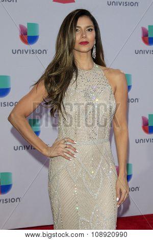 LAS VEGAS - NOV 19:  Roselyn Sanchez at the 16th Latin GRAMMY Awards at the MGM Grand Garden Arena on November 19, 2015 in Las Vegas, NV