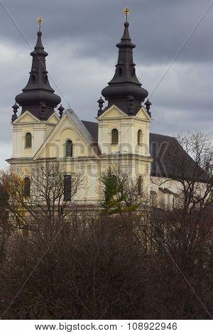 Carmelite Catholic Church  In Lviv, Ukraine