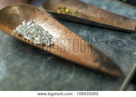 Closeup Of Jewelry