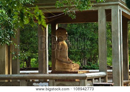 Samadhi Buddah Statue, Meditating Buddah