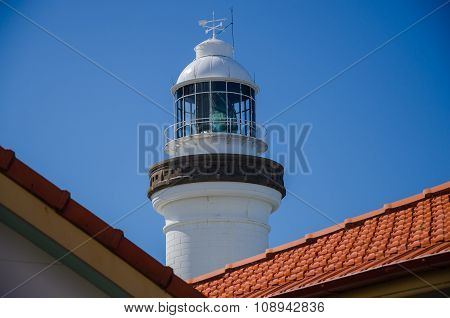 Lighthouse at Byron Bay, Australia