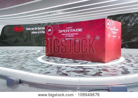Kia Sportage Car Debut
