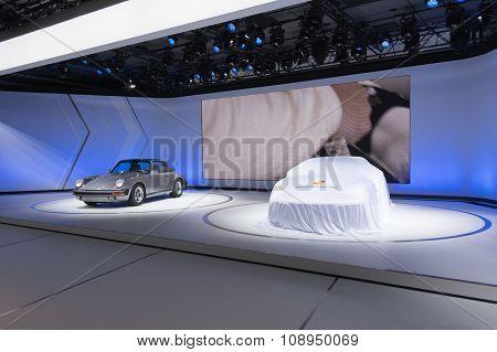 Porsche Debut