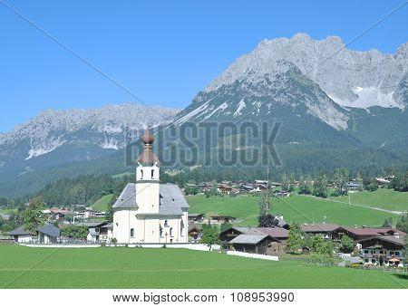 Going am Wilden Kaiser,Tirol,Austria