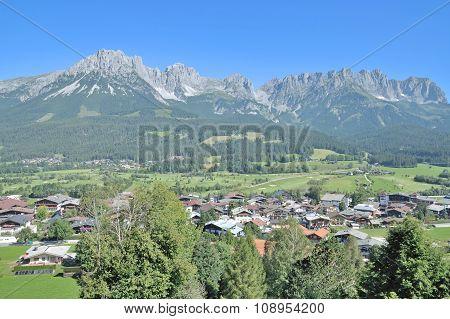 Kaisergebirge,Ellmau,Tirol,Austria
