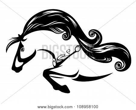 Fairytale Horse Jump