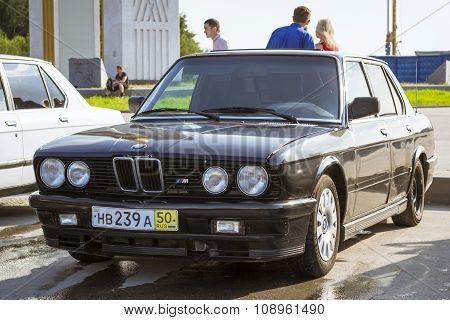 Old-car Bmw 3-series E30