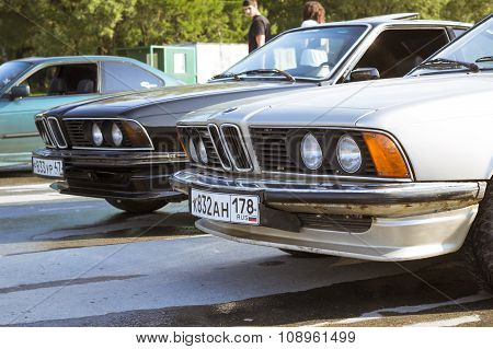 Old-car Bmw 6-series 630Cs