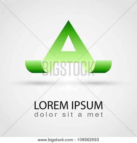 Vector logo design template.
