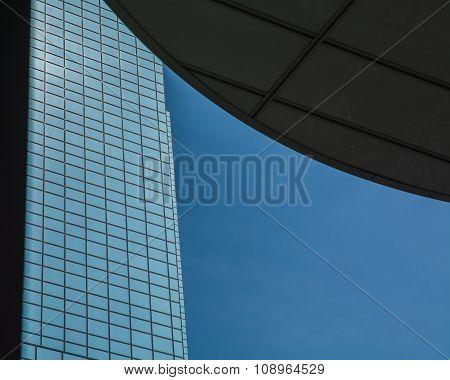 Facades office buildings