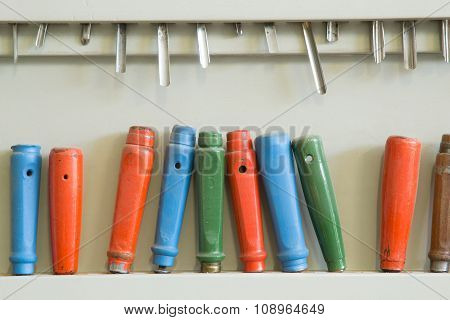 Series Of Gouges Carpenter