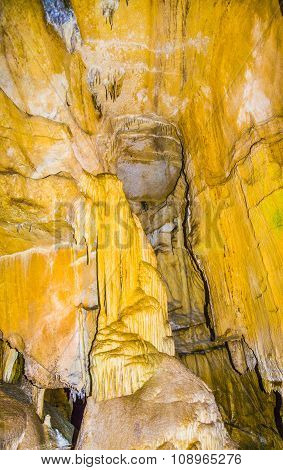 Crystal Cave Sequoia
