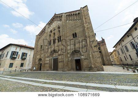 Pavia (italy): Church