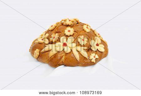 Slavic bread.