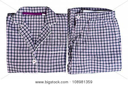 Women's Plaid Pajamas
