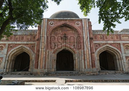 Jamali-kamali's Mosque, Mehrauli Archaeological Park, New Delhi
