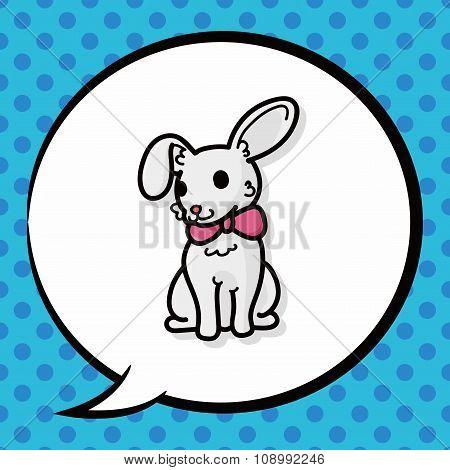 Rabbit Doodle