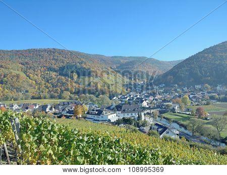 Rech,Ahr Valley,Germany