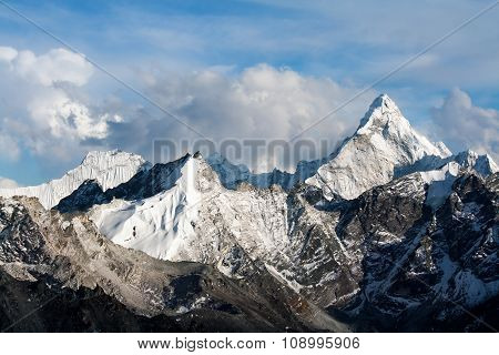 Ama Dablam Mountain, Everest Region