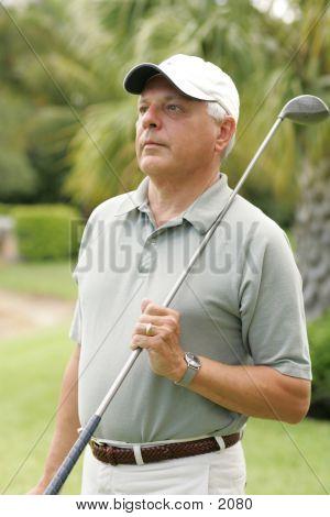 Golfer 8742