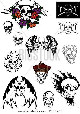 Super Skull Pack