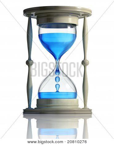 Tiempo corre rápido.