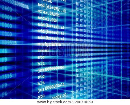 Assembler Code Of Computer Program