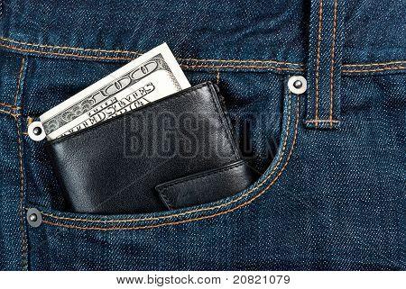 Wallet In Pocket