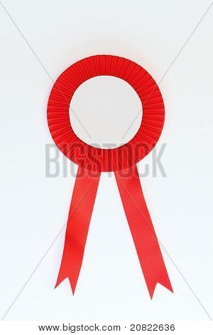 Red Ribbon Winner