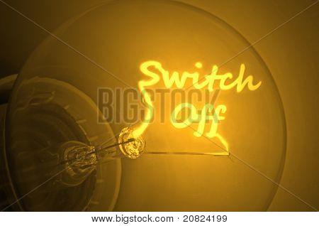 Power saving concept