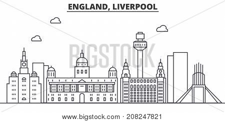 Uk Liverpool architecture