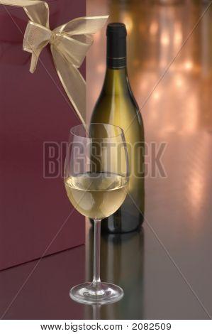 Chardonnay Wine Gift