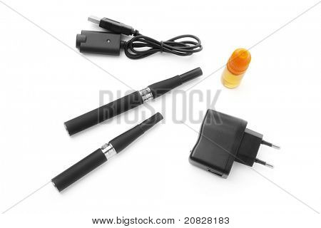 Electronic cigarette -healthy smoking