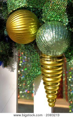 Christmas -Kwanza Decorations