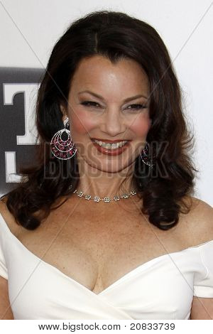 LOS ANGELES - JUN 9:  Fran Drescher arriving at the 39th AFI Life Achievement Award Honoring Morgan Freeman at Sony Pictures Studios on June 9, 2011 in Culver City, CA
