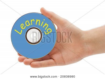 Hand With Disk Learning